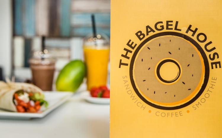 En firmaordning fra The Bagel House – til det store og små